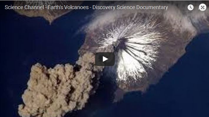 Science Channel - Earth's Volcanoes - Discovery Science Documentary